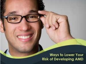 Ways to Lower Your Risk of Developing AMD