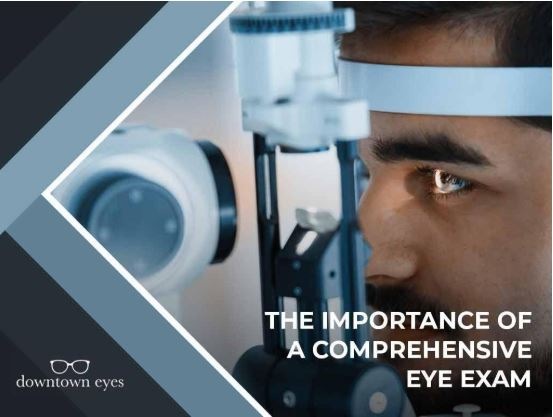 The Importance of a Comprehensive Eye Exam